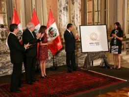 Ministra Silva: Perú es la única economía que será sede de APEC por segunda vez en ocho años