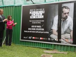 Mincetur se sumó a campaña Cárcel contra la explotación sexual de niños, niñas y adolescentes