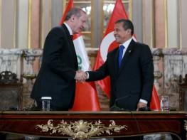 Mincetur destaca avances en las negociaciones con miras a un Tratado de Libre Comercio entre Perú y Turquía