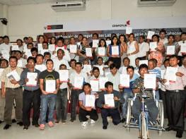 Mincetur entregó Certificaciones por Competencias Laborales a 97 artesanos joyeros de Piura