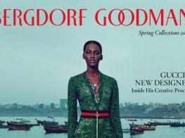 NP Perú protagoniza catálogo de exclusiva tienda Bergdorf Goodman de Nueva York