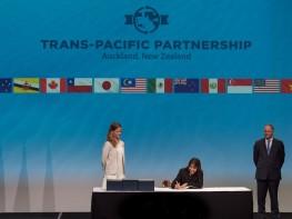 Perú firmó Acuerdo de Asociación Transpacífico – TPP en Nueva Zelanda