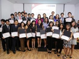 Estudiantes de 12 universidades culminaron con éxito el III Curso de Negociaciones Comerciales Internacionales organizado por Mincetur