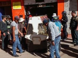 Mincetur clausura sala de juegos de máquinas tragamonedas que funcionaba sin autorización en Puno