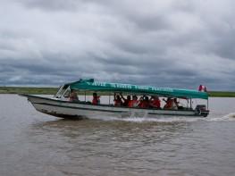 Mincetur coordina con las autoridades de Loreto acciones de seguridad en el ámbito del turismo fluvial