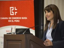 Ministra Silva descarta mitos generados en torno al TPP y destaca oportunidades para empresas peruanas
