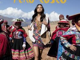 Atractivos turísticos de Cusco protagonizan catálogo de reconocida marca de ropa en Brasil