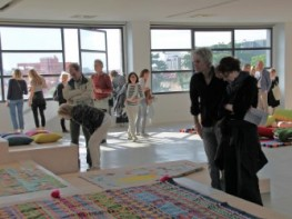 Mincetur: Colección de artesanía textil del Perú genera expectativa en la Semana del Diseño de Milán en Italia