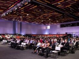 Más de 2 300 personas inscritas participan en conferencias y talleres alternos de 2° Foro Mundial de Turismo Gastronómico