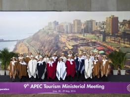 Ministra Magali Silva preside en Lima Reunión de Ministros Turismo del Foro APEC