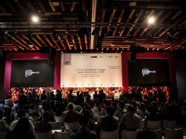 Ministra Magali Silva: Ciudad de Lima primera en ranking de turismo de reuniones en la Región
