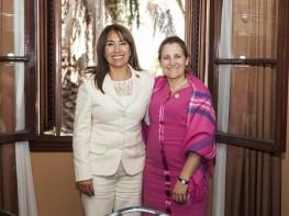 Ministra Silva: Perú y Canadá incrementarán el comercio bilateral en el marco del TLC