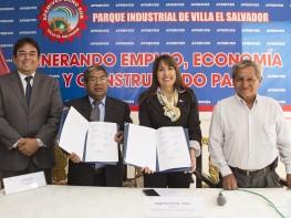 Mincetur facilitó conformación de consorcios de Pymes de Villa El Salvador para exportar máquinas y componentes industriales
