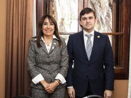 Perú y Rusia buscan fortalecer el intercambio comercial