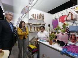 """Feria """"De Nuestras Manos"""" de Mincetur en San Isidro hasta el 22 de mayo"""