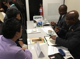 Empresas de Ghana estiman hacer negocios con Perú por US$ 1,3 millones en los próximos 12 meses