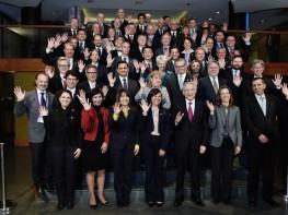 Encuentro Ministerial de la Alianza del Pacífico y sus Estados Observadores, en el marco de la XI Cumbre de la AP