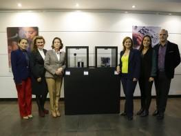 Fina colección de joyas elaborada por artesanos de Cajamarca se traslada al Instituto Toulouse Lautrec para su exposición al público