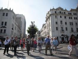 Llegada de turistas internacionales creció 6,7% en el primer cuatrimestre de 2016