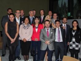 Ministra Silva expone sobre potencial de exportaciones no tradicionales y turismo en el Perú ante importantes empresarios mexicanos