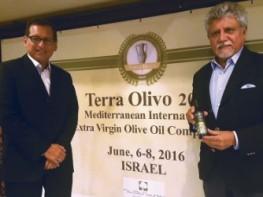 Mincetur saluda reconocimiento de dos empresas peruanas de aceite de oliva con el premio Terra Olivo 2016 de Israel