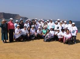 """Cuarenta adultos mayores visitaron el destino turístico Ica con iniciativa """"Turismo Social"""" de Mincetur"""