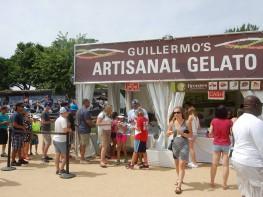 Empresa peruana de helados se consolida como proveedor del festival cultural Smithsonian en Washington DC
