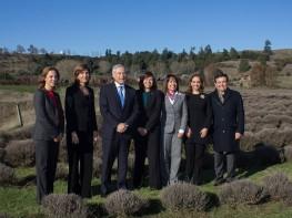 Ministra Magali Silva anunció lanzamiento del Observatorio de Pymes en Consejo de Ministros de la Alianza del Pacífico