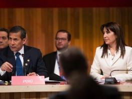 Presidente Ollanta Humala transfiere presidencia de la Alianza del Pacífico con mensaje integrador