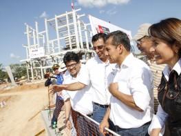 Con inversión de S/ 92,3 millones, Mincetur construye el Malecón del Lago Yarinacocha en Ucayali