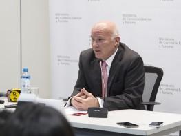 Ministro Eduardo Ferreyros anunció acciones para los primeros cien días de gestión