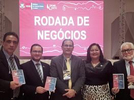 Mincetur lideró delegación de 27 empresas que participaron en la VI Misión Logística al Estado de Rondonia en Brasil