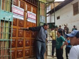 Mincetur clausura en Panao salas ilegales de juegos de tragamonedas e incauta máquinas