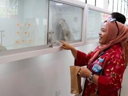 Artesanías de Piura impresionaron a delegados de APEC