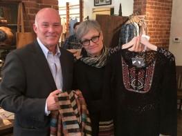 Ministro Ferreyros promueve Alpaca Moda 2016 en Estados Unidos
