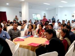 Cien representantes de instituciones y gremios se reunieron para actualizar Plan Regional Exportador de Huánuco