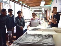 Mincetur promueve capacitación para artesanos de Ayacucho