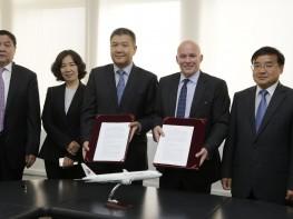 Mincetur: China Eastern Airlines firma convenio con autoridades peruanas para realizar envío de productos del Perú a China