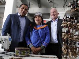 Mincetur reinsertará al mercado local a más de 100 artesanos afectados por incendio en Cantagallo