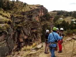 Mincetur organizó I Curso de Seguridad, Rescate y Primeros Auxilios en Terreno Agreste en Cusco