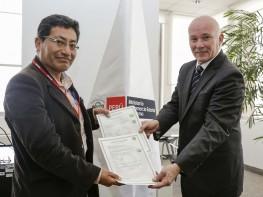 Productores de maca obtienen certificación orgánica con apoyo del Mincetur