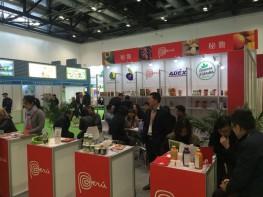 Exportadores peruanos lograron ventas por US$ 11 millones en Feria de Frutas y Vegetales en Beijing