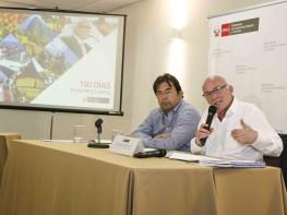 Mincetur presentó acciones concretas alcanzadas en primeros 100 días de gestión