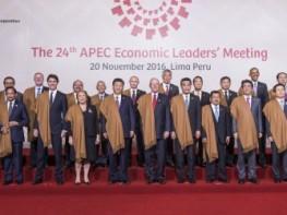 """Líderes de APEC aprobaron""""Declaración de Lima sobre el Área de Libre Comercio de Asia Pacífico"""""""