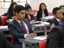 Próximo 18 de noviembre se conocerán resultados de proceso de admisión del IV Curso de Negociaciones Comerciales Internacionales