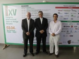 Ministro Ferreyros clausuró XV Congreso Internacional sobre el Mango Peruano