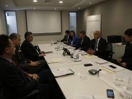 Ministro Ferreyros participó en Encuentro Nacional de Organizaciones Empresariales Regionales y Poder Ejecutivo