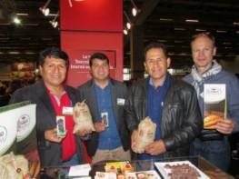 Chocolateros y agricultores peruanos proyectaron ventas por casi US$ 1.5 millones enel Salón de Chocolate de París