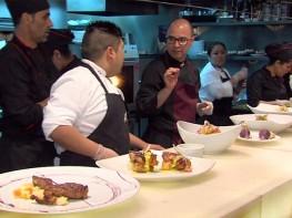 Famosos cocineros de Marruecos participaron en Festival Gastronómico Peruano