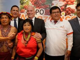 Ministro Ferreyros: compradores de 15 países participarán en Expo Amazónica 2017